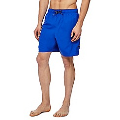 Nike - Bright blue 'Vital' swim shorts