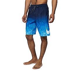 Nike - Navy swim shorts
