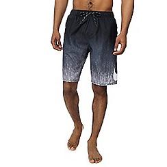 Nike - Black swim shorts