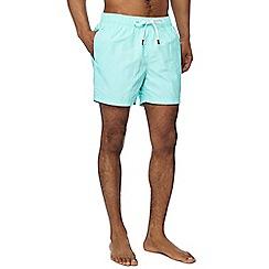 Tommy Hilfiger - Light blue swim shorts