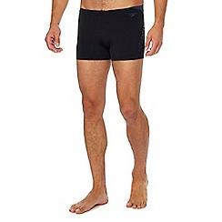 Speedo - Black 'Boom' swim trunks