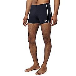 Speedo - Navy swim trunks