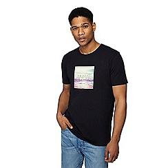 Animal - Black logo print t-shirt