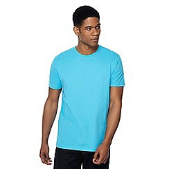 Maine New England - Light turquoise crew neck beach t-shirt