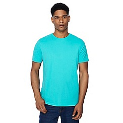 Maine New England - Turquoise crew neck beach t-shirt