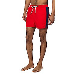 Red Herring - Red swim shorts