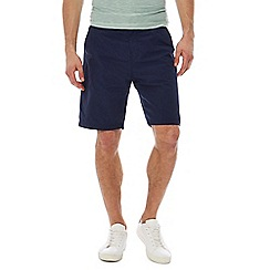Mantaray - Navy chino style shorts