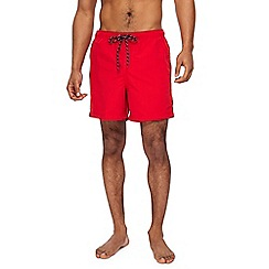 Maine New England - Red swim shorts