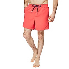Maine New England - Big and tall pink swim shorts