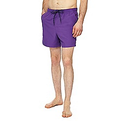 Maine New England - Purple swim shorts