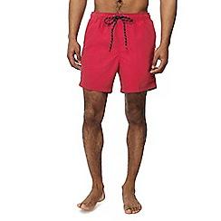 Maine New England - Cerise swim shorts