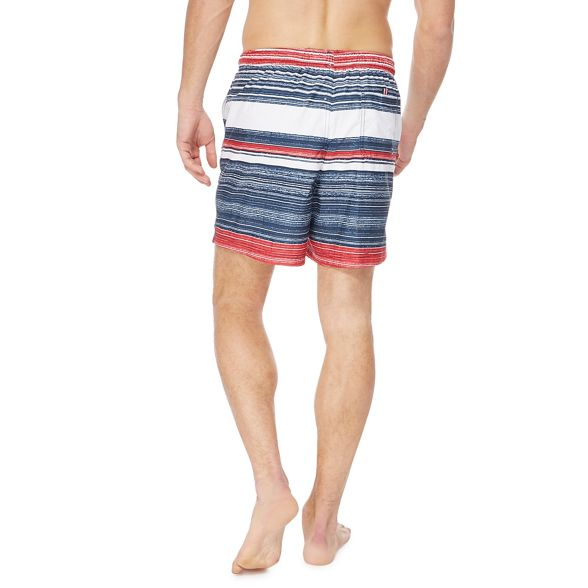 New England swim Maine shorts Light floral blue print adxx7R5wq