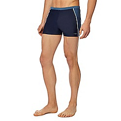 J by Jasper Conran - Navy swim trunks