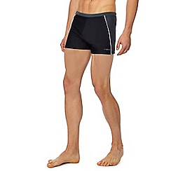 J by Jasper Conran - Black swim trunks