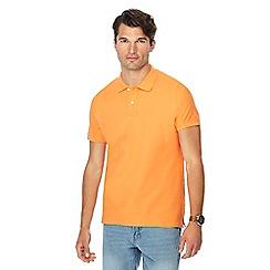 Maine New England - Orange beach polo shirt