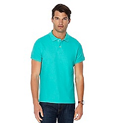 Maine New England - Turquoise beach polo shirt