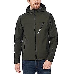 Animal - Dark green waterproof jacket