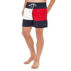 Tommy Hilfiger - Navy swim shorts