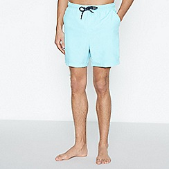 Maine New England - Big and tall light blue swim shorts