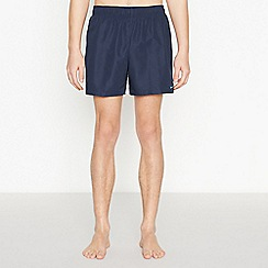 Nike - Navy Swim Shorts