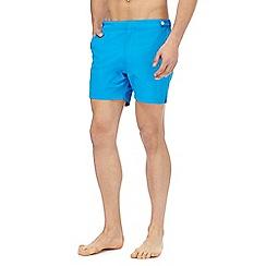 Red Herring - Blue tailored swim shorts