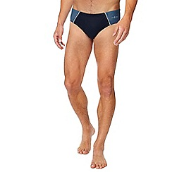 J by Jasper Conran - Navy swim briefs