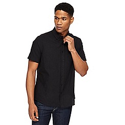 Jacamo - Black Oxford shirt