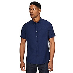 Jacamo - Navy Oxford shirt