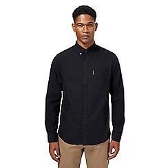 Ben Sherman - Black Oxford shirt