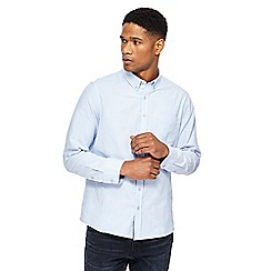 Jacamo - Pale blue Oxford shirt