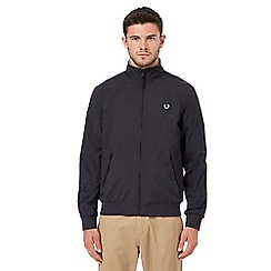 Fred Perry - Black 'Brentham' jacket