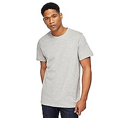 Jacamo - Grey crew neck t-shirt