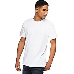 Jacamo - White crew neck t-shirt