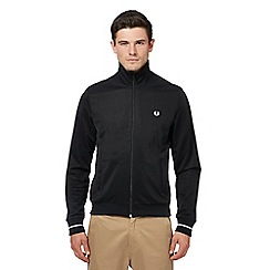 Fred Perry - Black track jacket