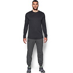 Under Armour - Grey 'Rival' fleece jogging bottoms