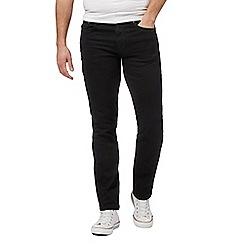 Ben Sherman - Black straight leg jeans