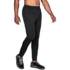 Under Armour - Black sportstyle pique pants
