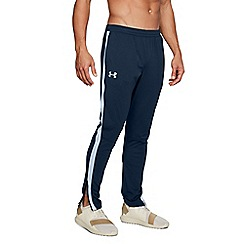 Under Armour - Navy sportstyle pique pants