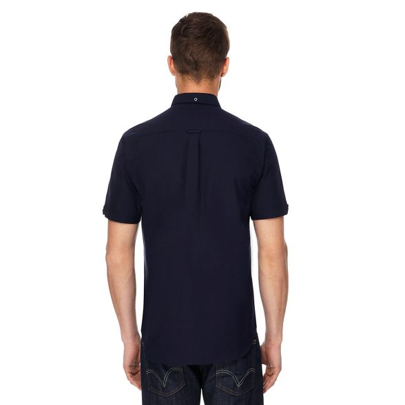 Big shirt tall and Ben oxford navy Sherman Ypw8Wq5f