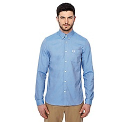 Fred Perry - Blue Oxford shirt