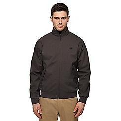 Fred Perry - Dark grey 'Brentham' jacket