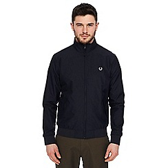 Fred Perry - Navy 'Brentham' jacket