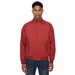 Ben Sherman - Red Harrington jacket
