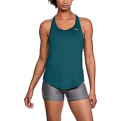 Under Armour - HG mesh back tank top