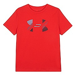 Under Armour - Cotton big logo t-shirt