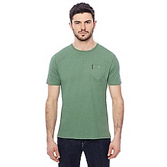 Ben Sherman - Green pocket t-shirt