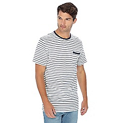 Jacamo - Natural striped t-shirt
