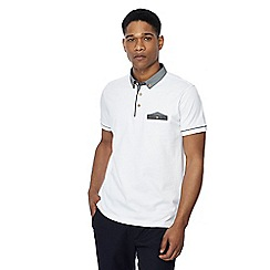Jacamo - White polo shirt
