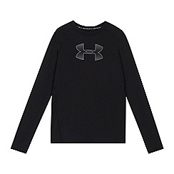 Under Armour - 'Boys' black long sleeved top