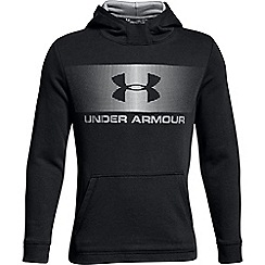 Under Armour - Ctn french terry hoody